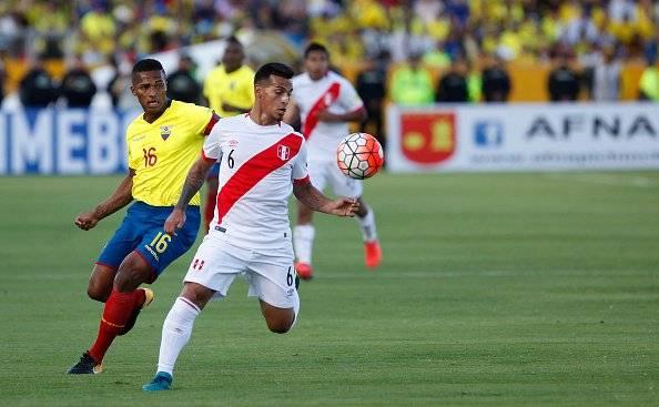 Ecuador vs Perú