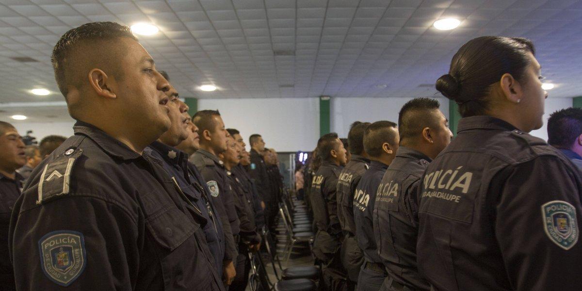 Siguen ataques a policías en el estado de Nuevo León
