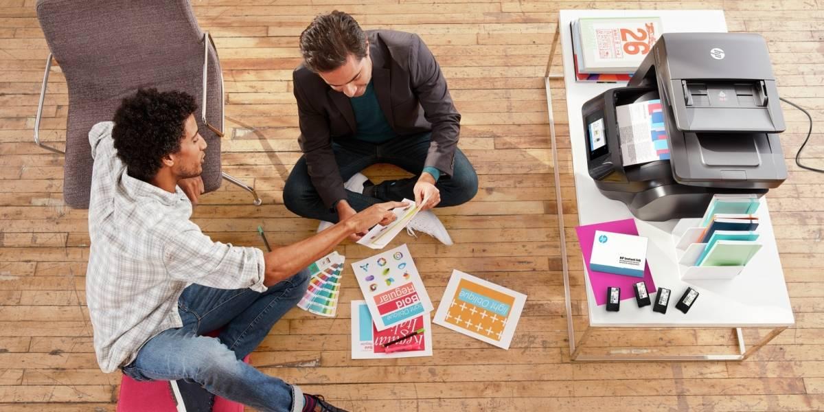 HP OfficeJet Pro, las impresoras ideales para la PYME