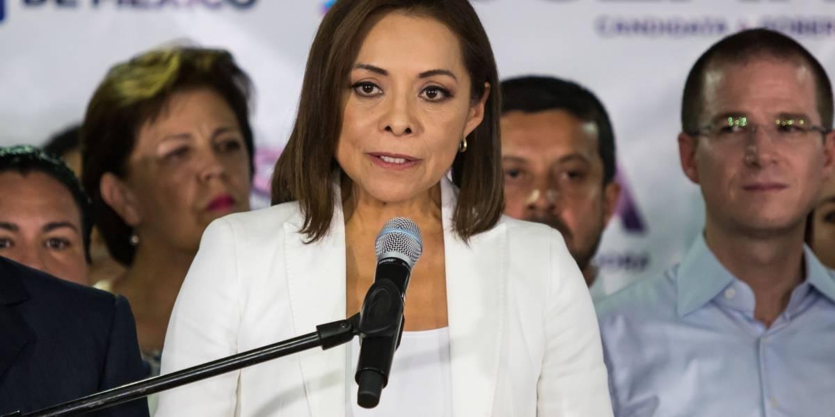 Vázquez Mota exige que militares acudan a toma de protesta de AMLO