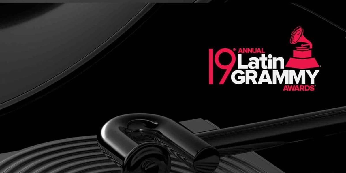 Latin Grammy 2018 en vivo y en directo