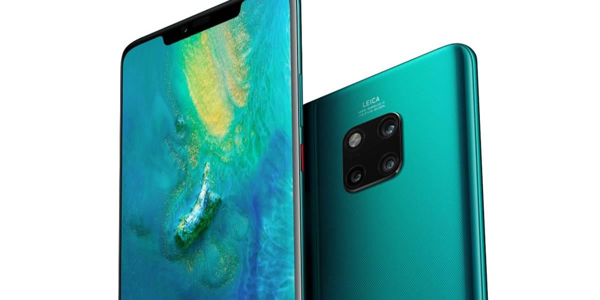 El Huawei Mate 20 Pro llegará pronto a Colombia y este será su precio de lanzamiento