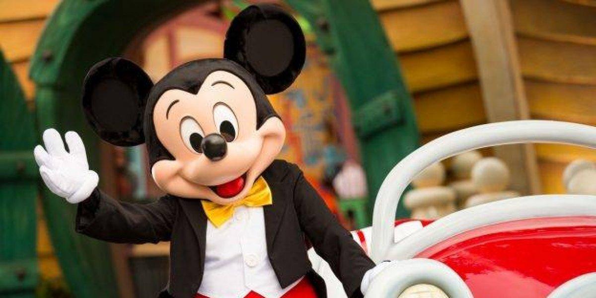 Infografía Mickey Mouse celebra 90 años