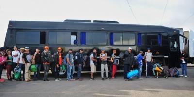 Enfrentamiento entre pobladores de Tijuana y caravana migrante