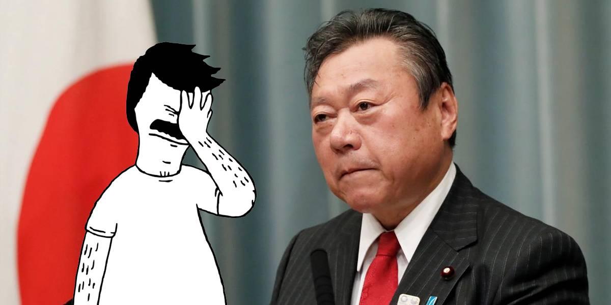 Escándalo: Ministro de ciberseguridad en Japón no sabe qué es una memoria USB