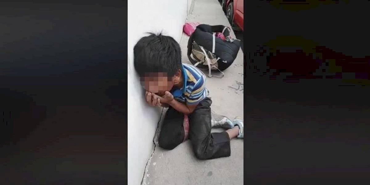 """Envían a hogar privado a niño que """"robó"""" USB en Huehuetenango"""