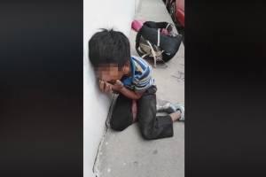 Aseguran haber identificado a uno de los agresores de un niño en Huehuetenango