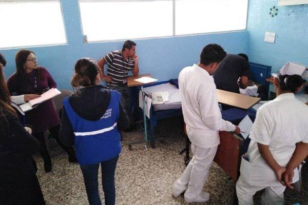 Niño golpeado en Huehuetenango es atendido