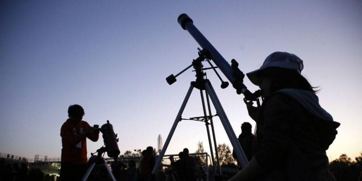 Noche de las Estrellas celebra 10 años en la UNAM