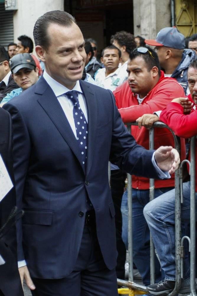 Olegario Vázquez Aldir, director general Grupo Ángeles Foto: Cuartoscuro