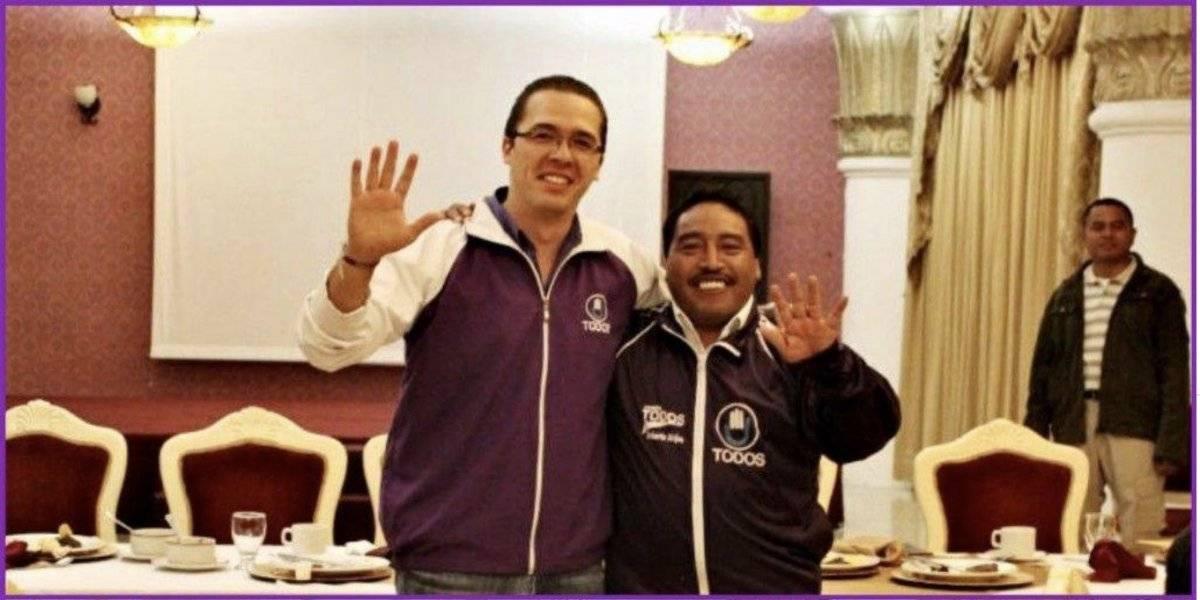 Pedro Méndez, diputado Quetzaltenango