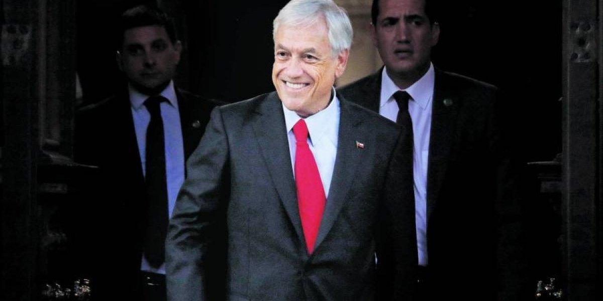 ¿Cuánto ganaría el Presidente Piñera el próximo año? Gobierno propone menor incremento de sueldo a altas autoridades