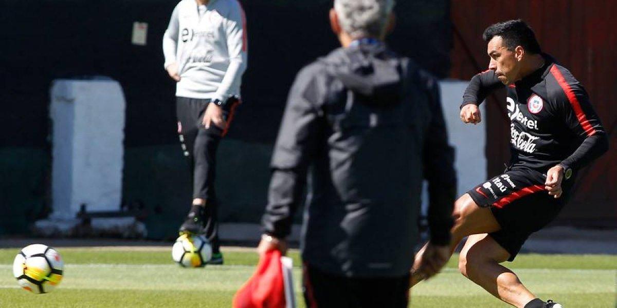 "El ""karma"" por el que Reinaldo Rueda decidió llamar a Esteban Paredes a la Roja"