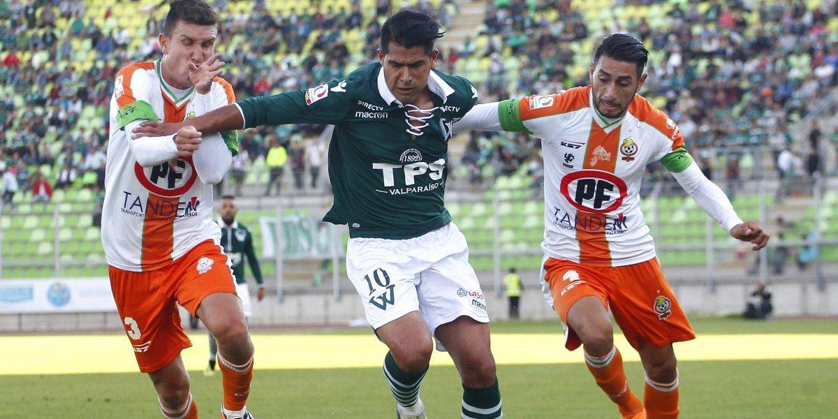 """Gustavo Huerta confía en que Cobresal revertirá la llave ante Wanderers: """"Tenemos los argumentos para hacerlo"""""""