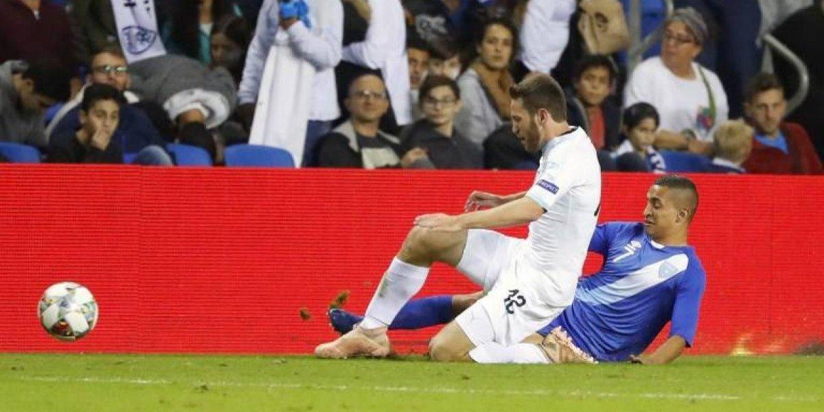 La Selección Nacional sufre una gran humillación en Israel