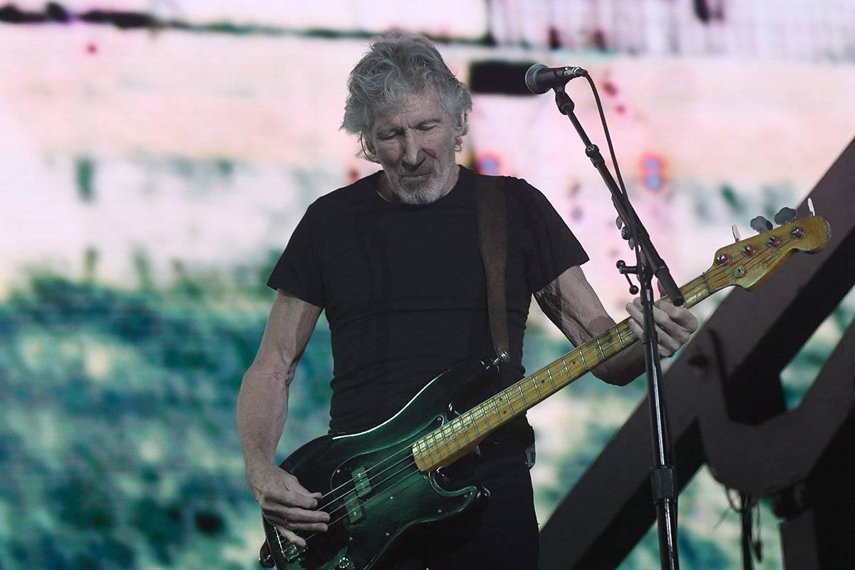 Roger Waters / Por: Jorge Sánchez