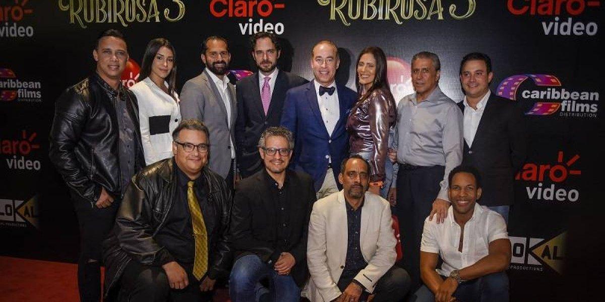 Rubirosa 'Cita con el destino' ya está en el cine