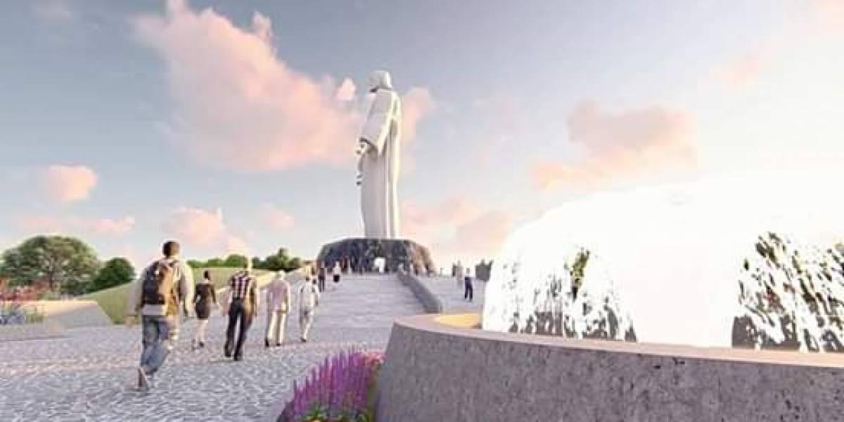 Tendrá Nuevo León un Cristo monumental