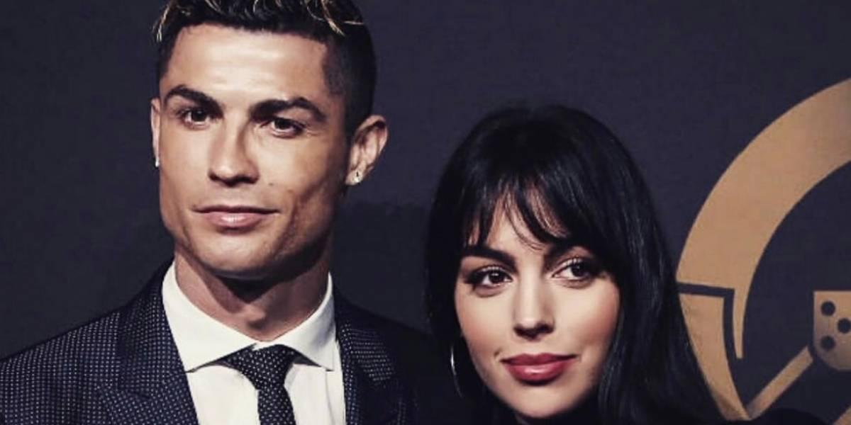 Cristiano Ronaldo pide matrimonio a Georgina Rodríguez
