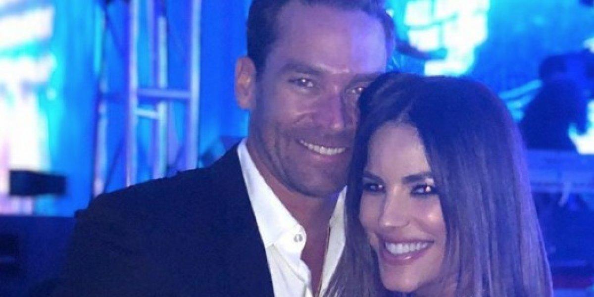 Jaime Mayol dedica tierno mensaje de cumpleaños a su novia