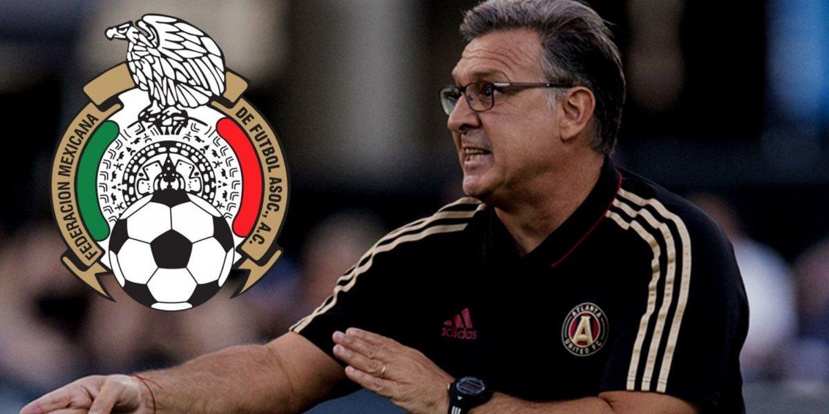 Confirman acuerdo entre el Tata Martino y el Tricolor