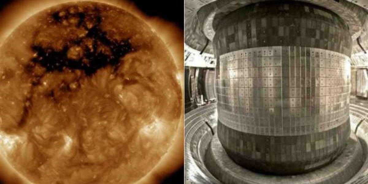 """¡China logra crear un """"Sol artificial""""! Alcanza temperaturas que rompen todos los límites"""