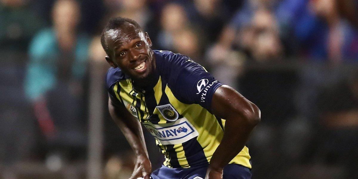Usain Bolt se fijó un plazo para decidir si se retira del futbol