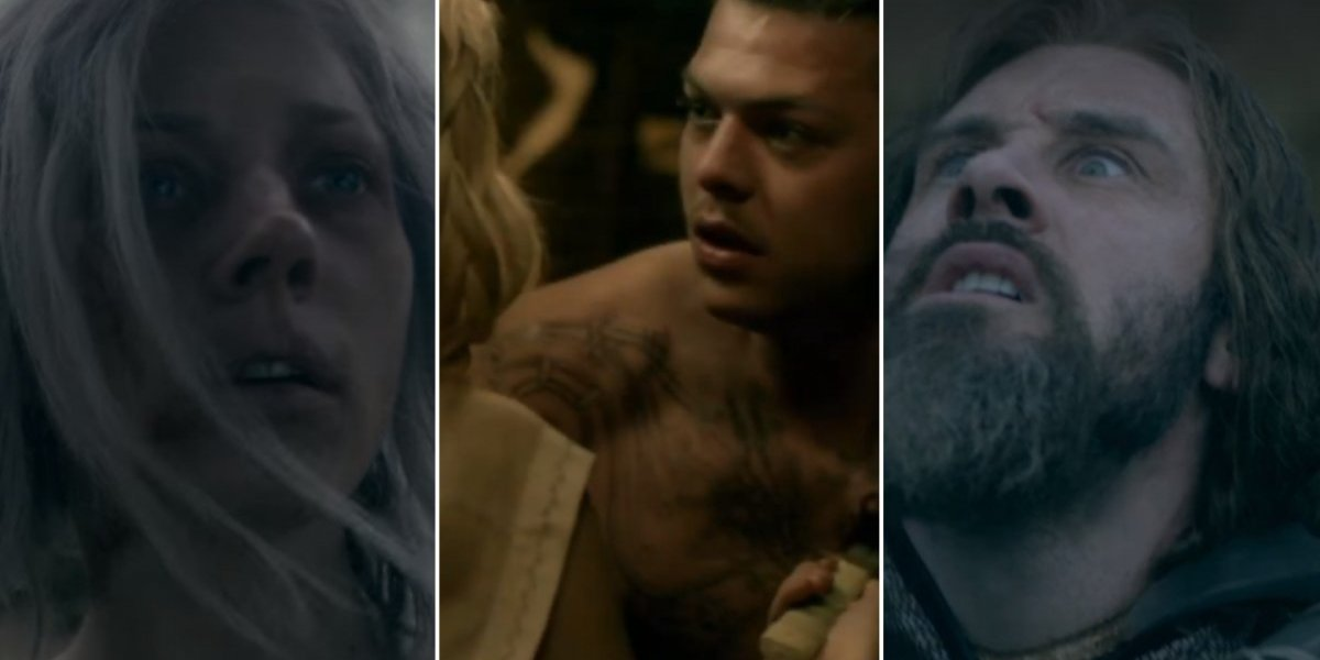Vikings: Três novos teasers impactantes que deixarão qualquer fã ansioso