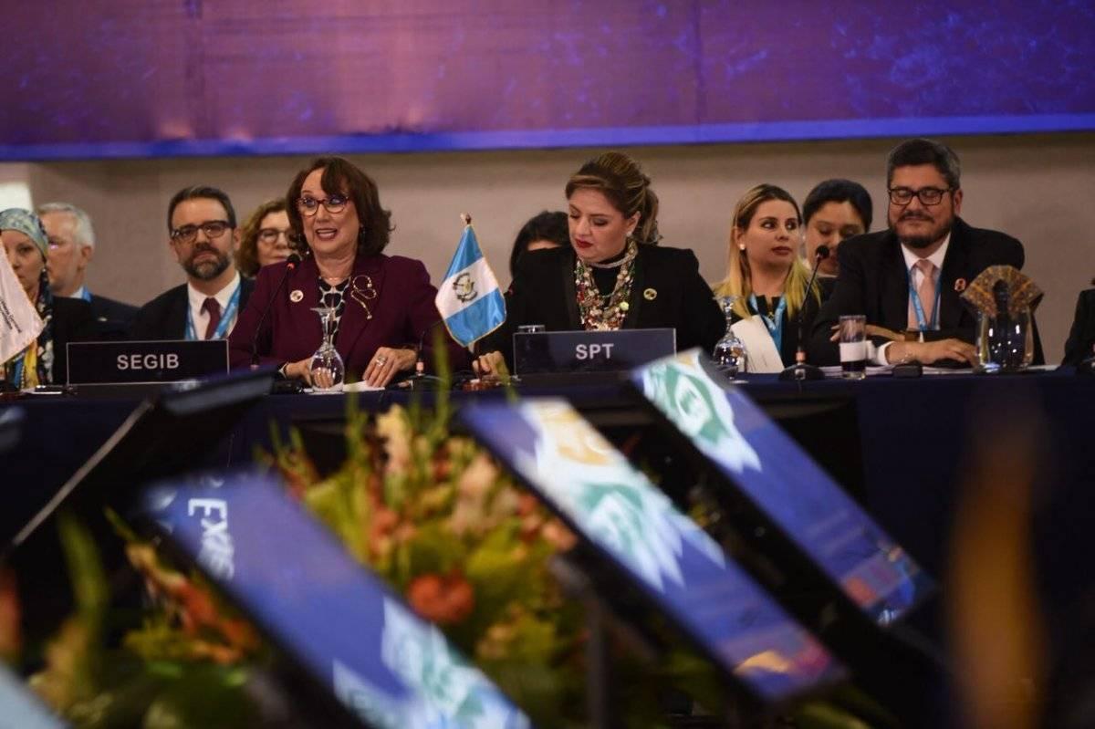 Cancilleres de Iberoamérica se reúnen previo a la cumbre de mandatarios. Edwin Bercián.
