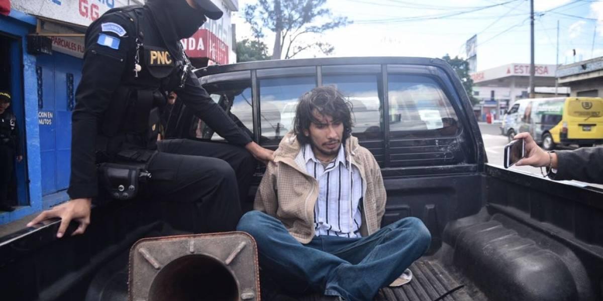 Capturan a salvadoreño que horas antes habría asesinado a una mujer