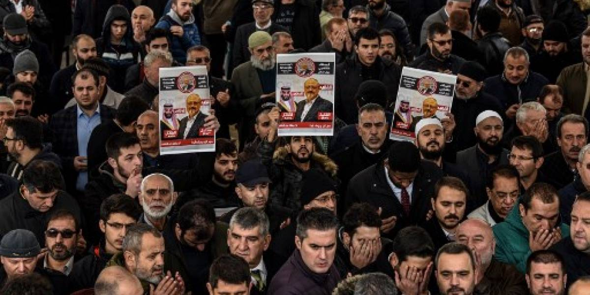 """Turquía dice tener """"pruebas"""" que desacreditan versión saudita en caso Khashoggi"""
