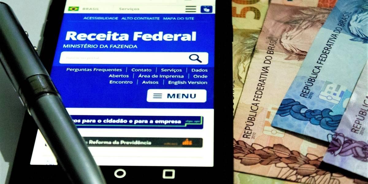 Receita paga 6º lote do Imposto de Renda nesta sexta-feira