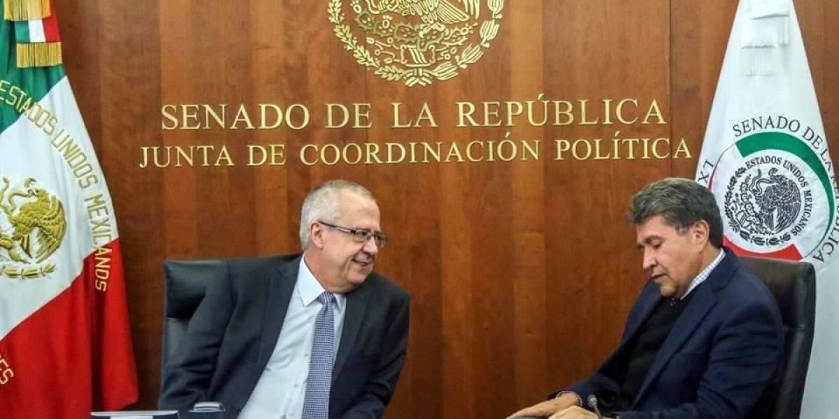 Monreal y Urzúa evaluarán propuestas económicas del próximo gobierno