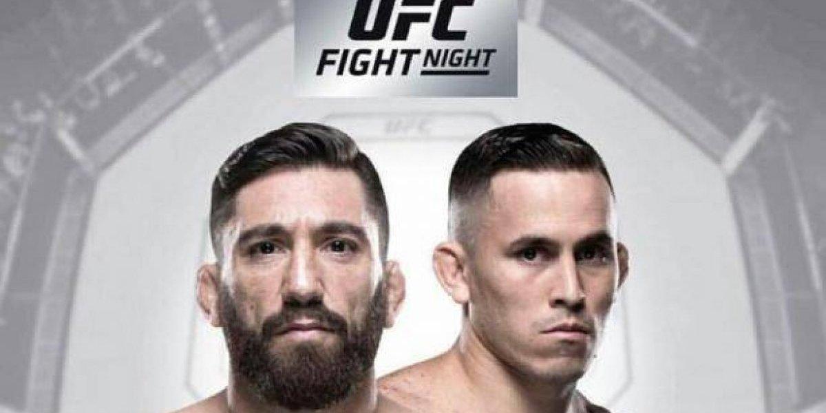 UFC: Marlon 'Chito' Vera vs Guido Cannetti, dónde ver la pelea, hora, fecha