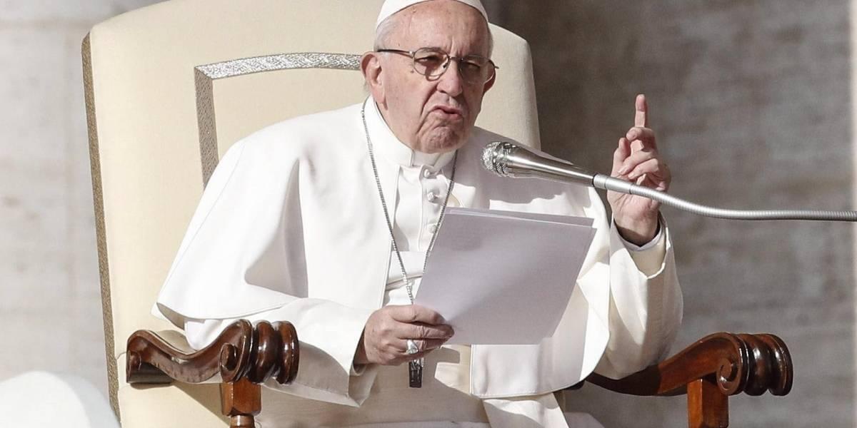 El conmovedor mensaje del papa para Colombia por el atentado con carro bomba