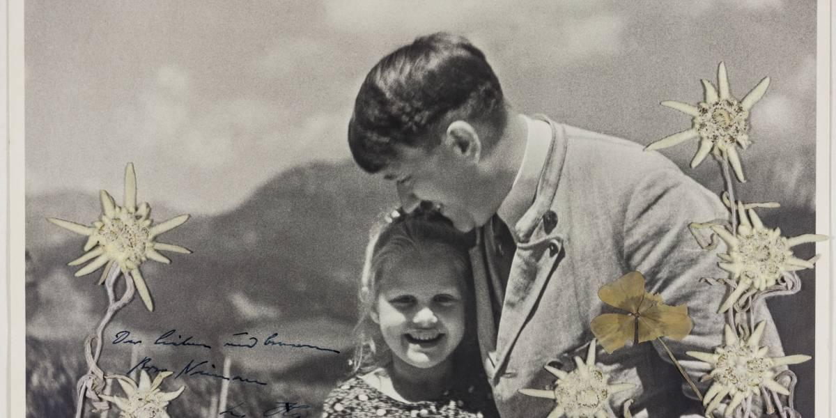 Foto de la pequeña amiga con ascendencia judía de Hitler, la historia poco conocida