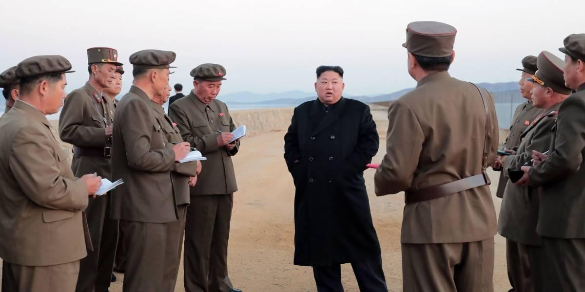 """Kim Jong-un dice haber probado un """"arma táctica ultramoderna"""""""