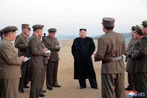 Kim Jong-un dice haber probado un
