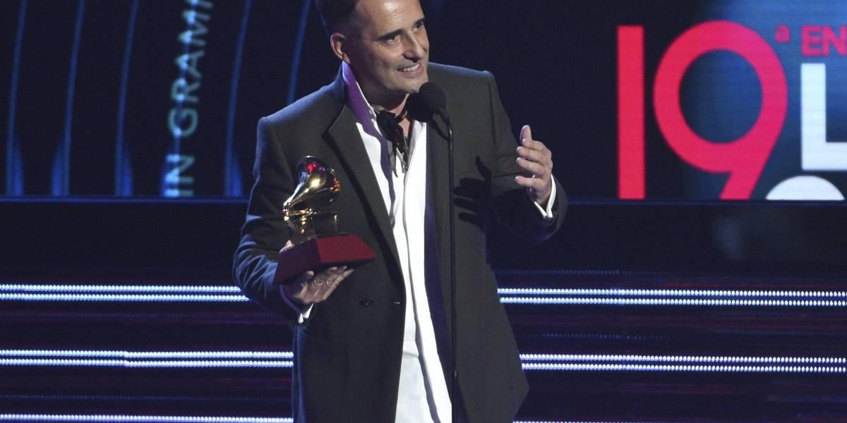 Jorge Drexler, el máximo ganador de los Latin Grammys