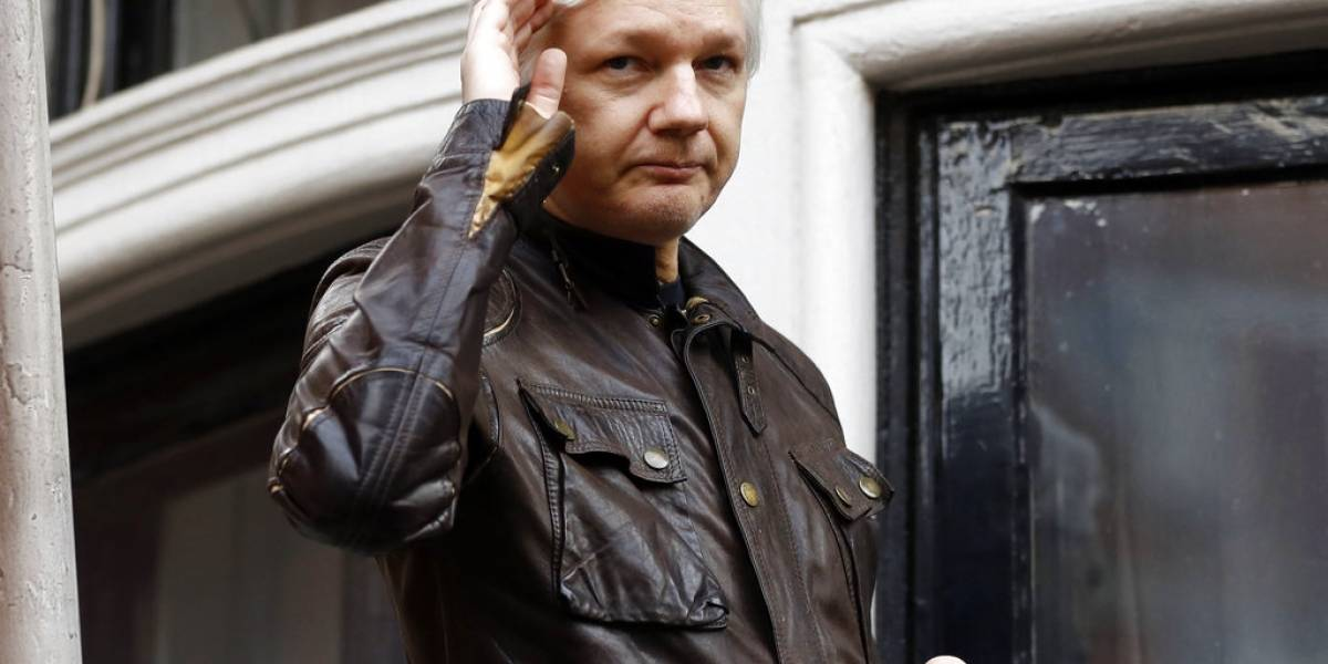 La justicia estadounidense revela por error que ya ha imputado a Assange