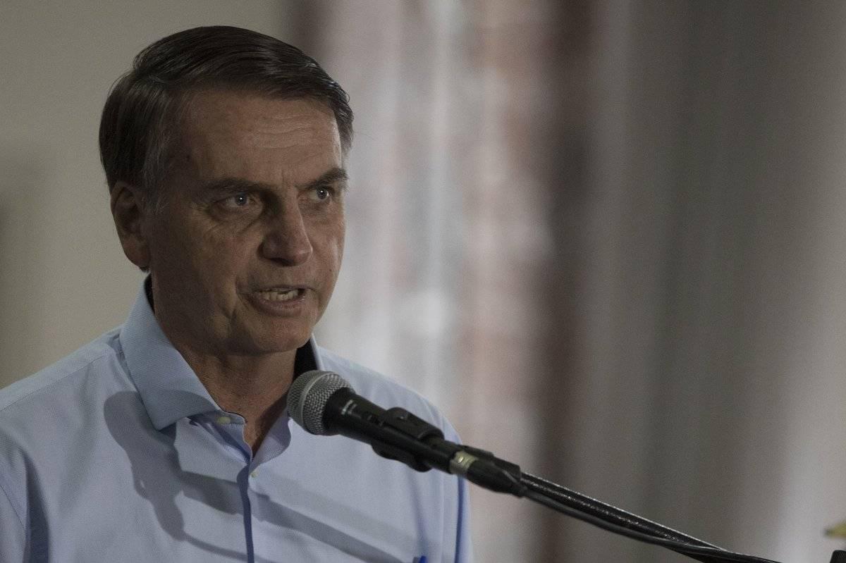 Jair Bolsonaro, presidente electo de Brasil Foto: AP
