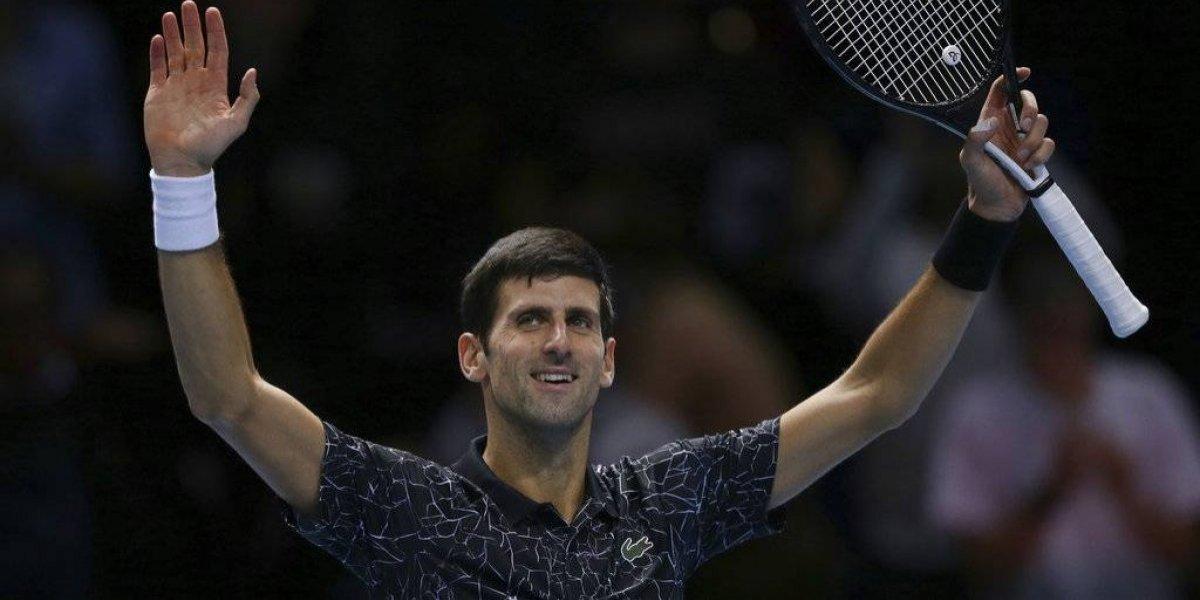 Djokovic barrió a Anderson y es finalista