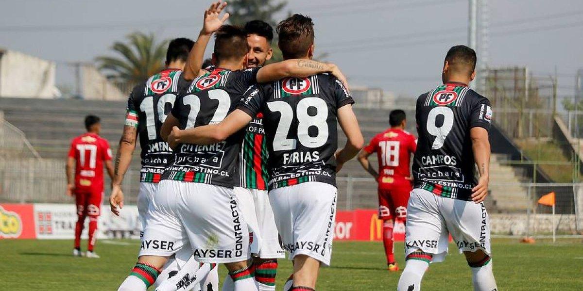 De Ribery, un Zanahoria y el Mago: Los cinco pilares del Palestino campeón de Copa Chile 2018