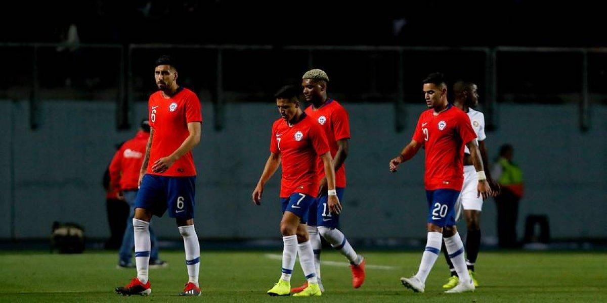 Uno a uno de Chile ante Costa Rica: Un desastre que recordó los peores tiempos de la Selección