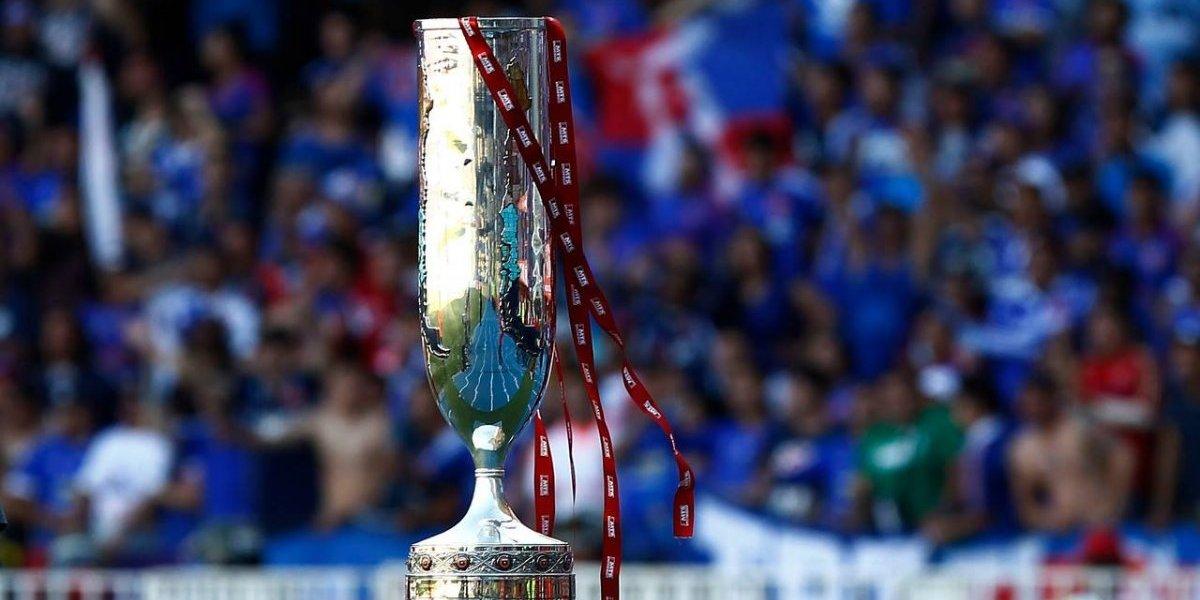 En formato Excel publicaron las llaves de primera fase de la Copa Chile que iniciará el 23 de marzo