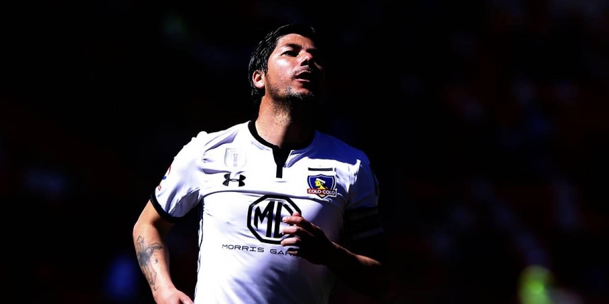 Jaime Valdés fue operado con éxito y Colo Colo entrega los plazos de su recuperación
