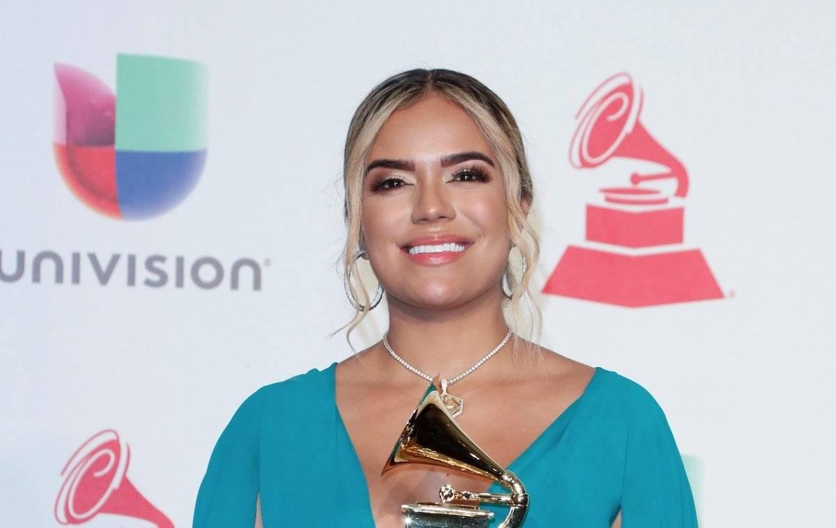 Grammy Latino 2018: Después de ganar su premio, Karol G terminó en el hospital EFE