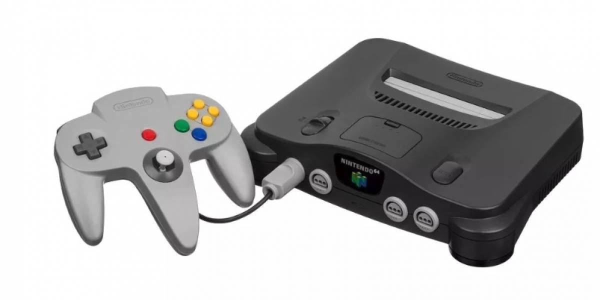 ¿Querías una N64 Classic? Nintendo dice que no está en sus planes