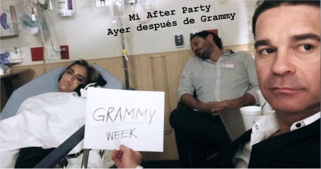 Grammy Latino 2018: Después de ganar su premio, Karol G terminó en el hospital