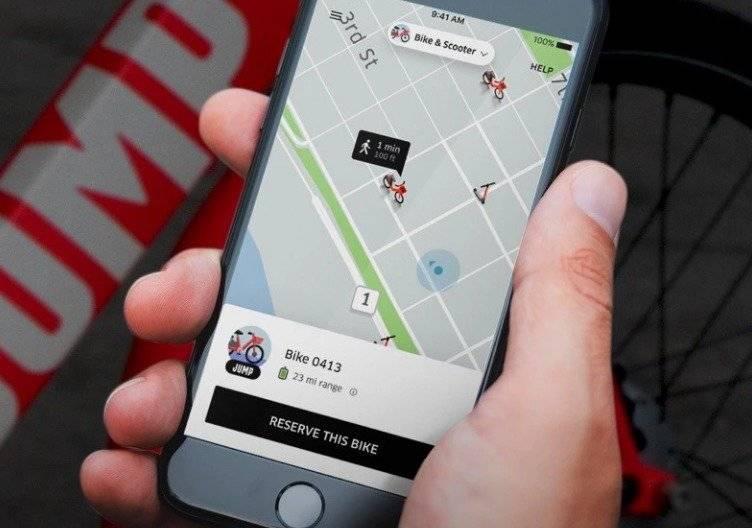 Las aplicaciones se pelean por los usuarios. Foto: Uber